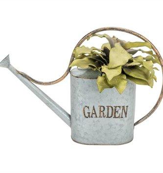 Galvanized Garden Watering Can