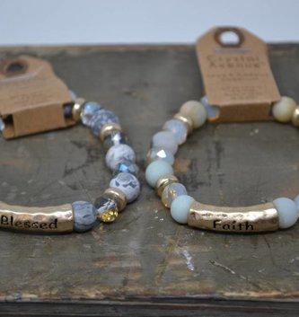 Multi Stone Bracelet (2 Styles)