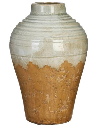 Sage Rustic Stoneware Vase (2 Sizes)