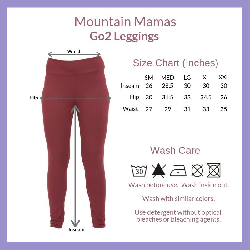 Gray Moroccan Go2 Legging