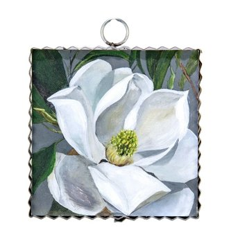 Magnolia Small Painted Print