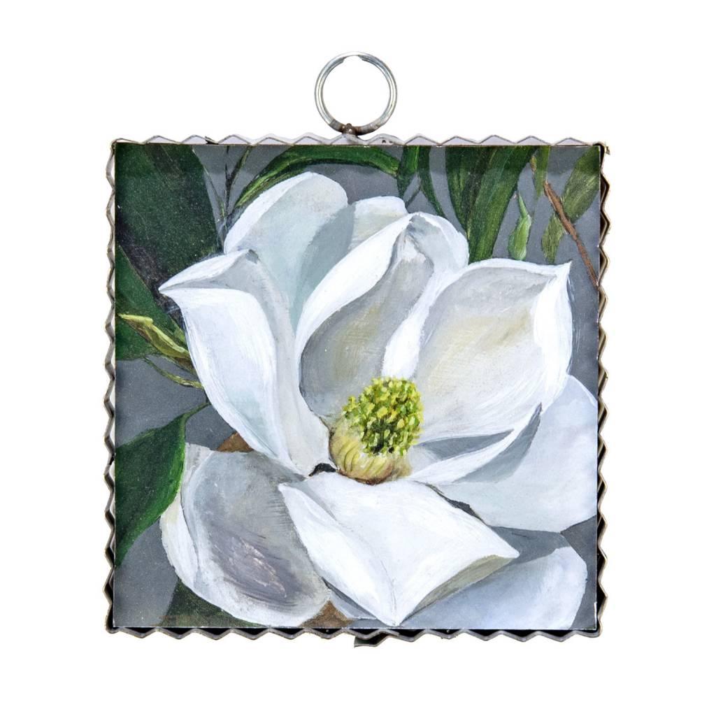 Magnolia Small Painted Print