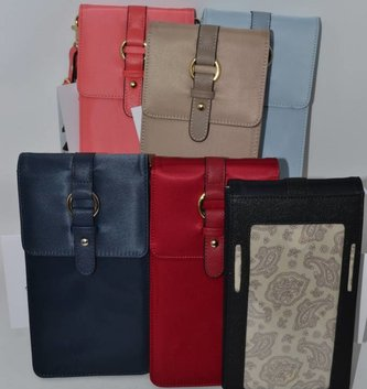 Touchscreen Travel Crossbody Bag (6 Colors)