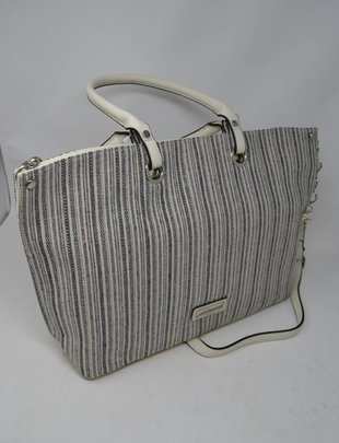 Catamaran Striped Tote Bag (4 Colors)