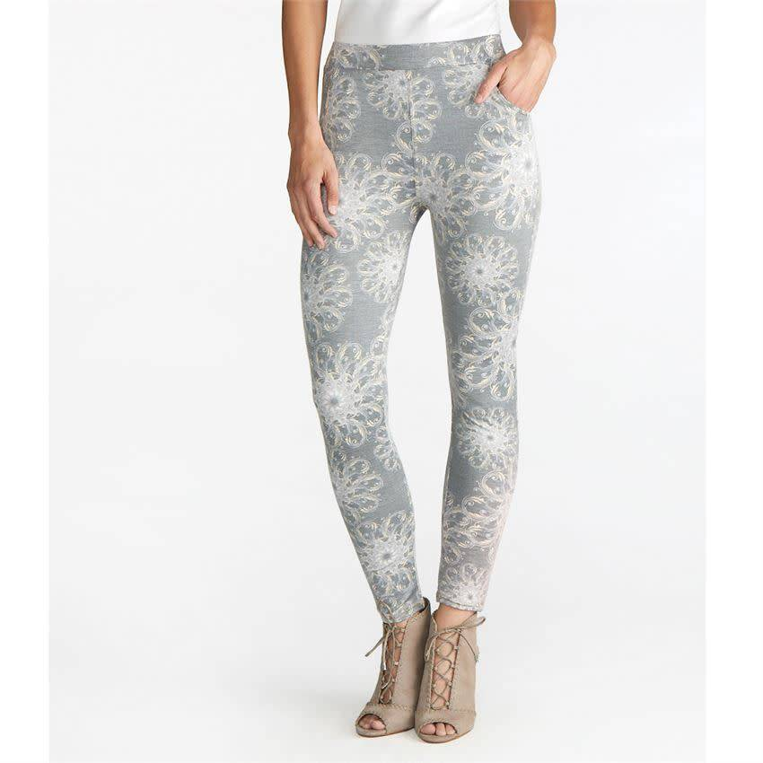 Distressed Print Pocket Leggings (3 Styles)