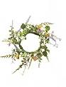 Wildflower Candle Ring (2 Colors)