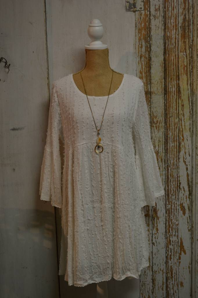 Josephine Fringe Tunic (4 Colors)