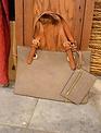 City Satchel Bag (4 Colors)