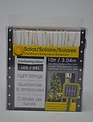 Solar LED String Lights (2 Sizes)
