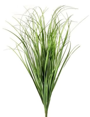 "18"" Wispy Grass Bush"