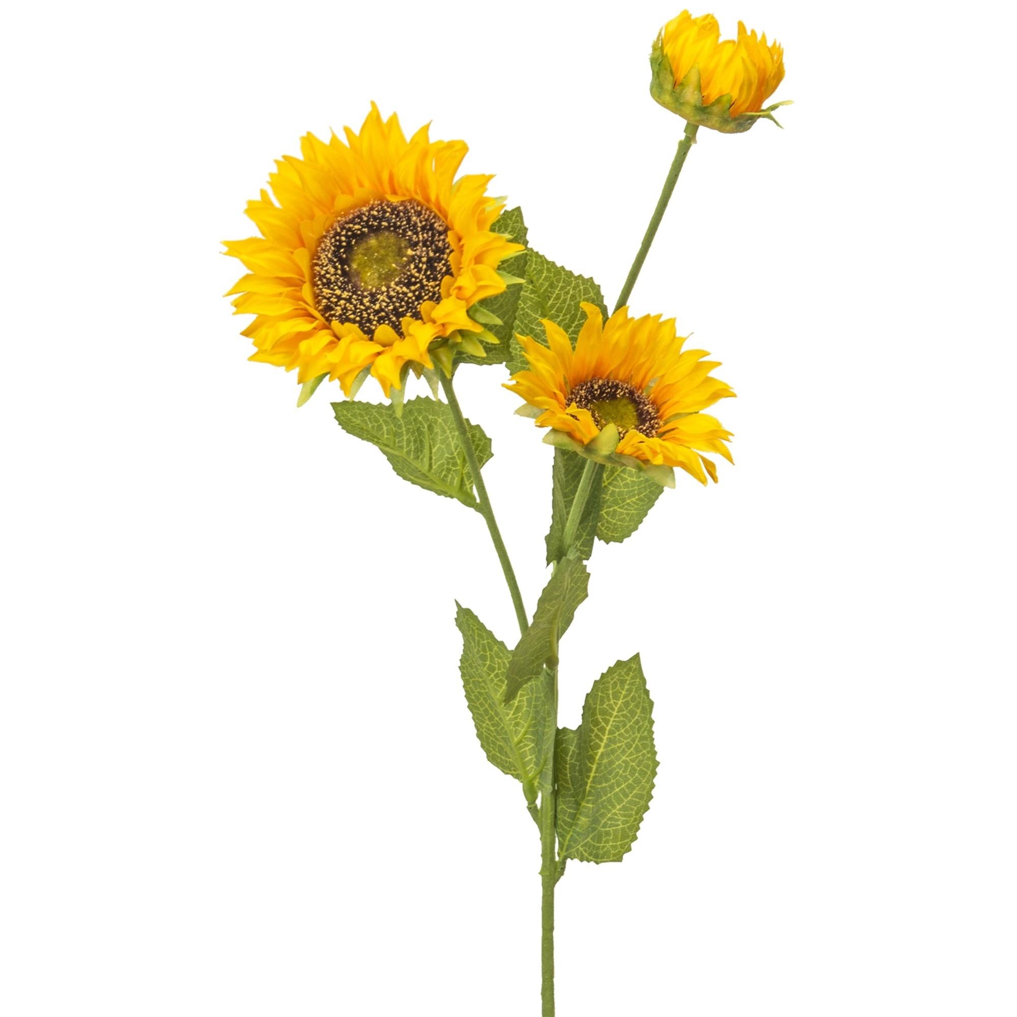 """26"""" Golden Sunflower Spray"""