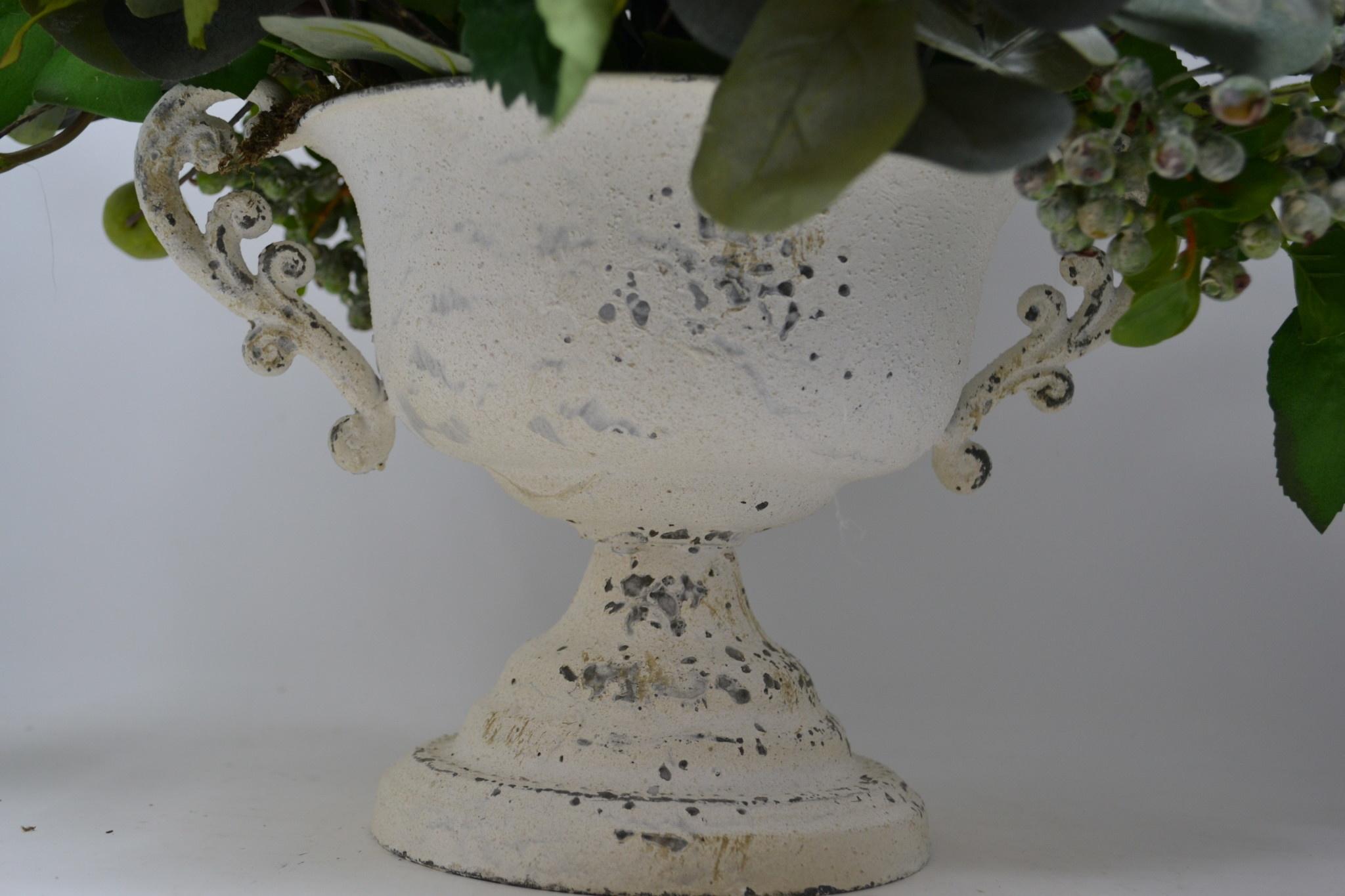 Custom Rose Hydrangea Centerpiece