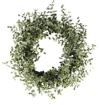 "34"" Sage Green Foliage Wreath"