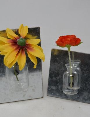 Galvanized Magnet Bottle Frame