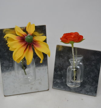 Galvanized Magnet Bottle Frame