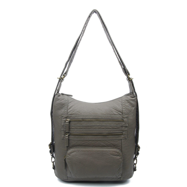 Pasadena Vegan Leather Backpack Purse