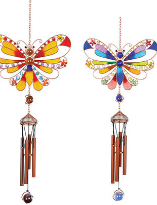 Whimsical Butterfly Chime (2 Colors)