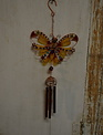 Whimsical Butterfly Chime
