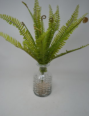 Natural Touch Ladder Fern (2 Colors)