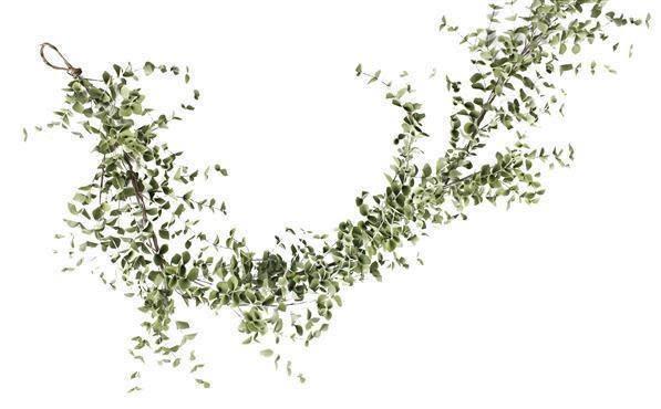 5 ft. Sage Green Foliage Garland