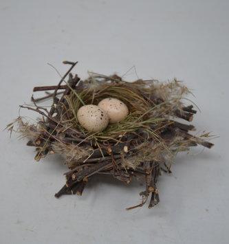 Twig & Egg Nest
