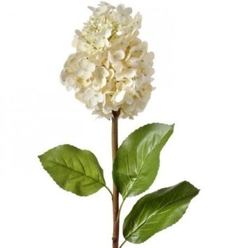 Natural Touch Queen Hydrangea Stem (2 Colors)