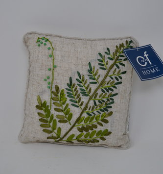 Woodland Fern Pillow