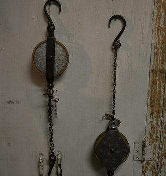 Industrial Pulley Hook (2 Style)
