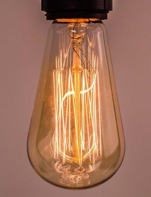Edison Single Bulb