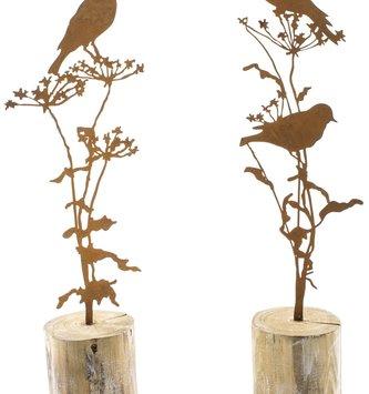 Bird Silhouette Decor (2 Styles)