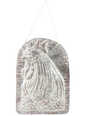 Embossed Rooster Wall Art (2 Styles)