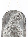 Embossed Rooster Wall Art
