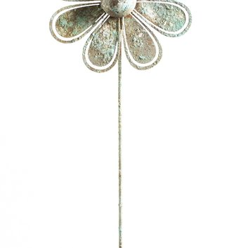 Rustic Metal Flower Stake (2 Sizes)