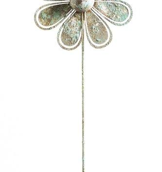 Rustic Metal Flower Stake (2 Sizes)