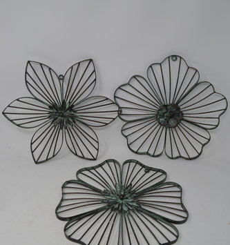 Verdi Metal Flower (3 Styles)