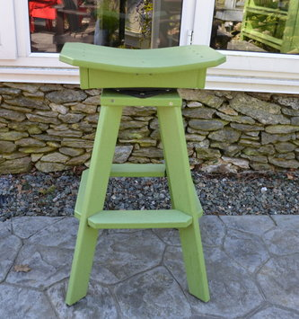 Outdoor Swivel Bar Stool