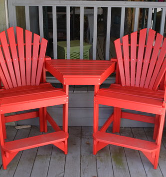 Outdoor Tete-A-Tete Set