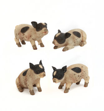 Mini Spotted Piglet (4 Styles)
