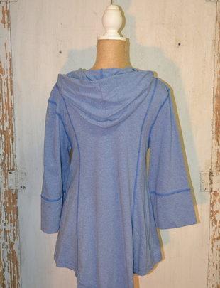 Hooded Swing Jacket (3 Colors)