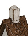 3 Tiered Chapel Birdhouse