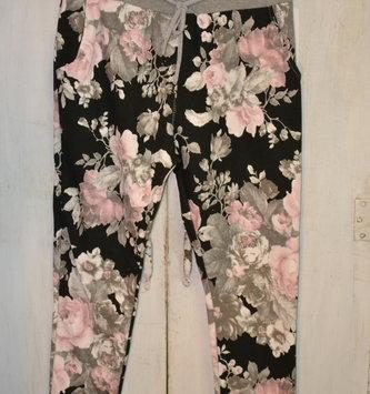 Vintage Floral Jeans (2 Colors)