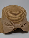 Straw Hat w/ Bow