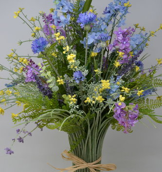 Blue Ridge Custom Grass Vase