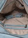Cut-Out Pattern Hobo Bag