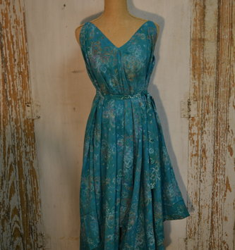 Joy Jumpsuit Victorian Teal