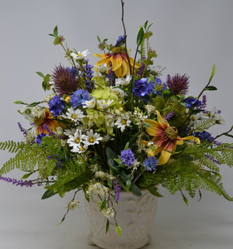 Happy Meadow Wildflower Custom Arrangement
