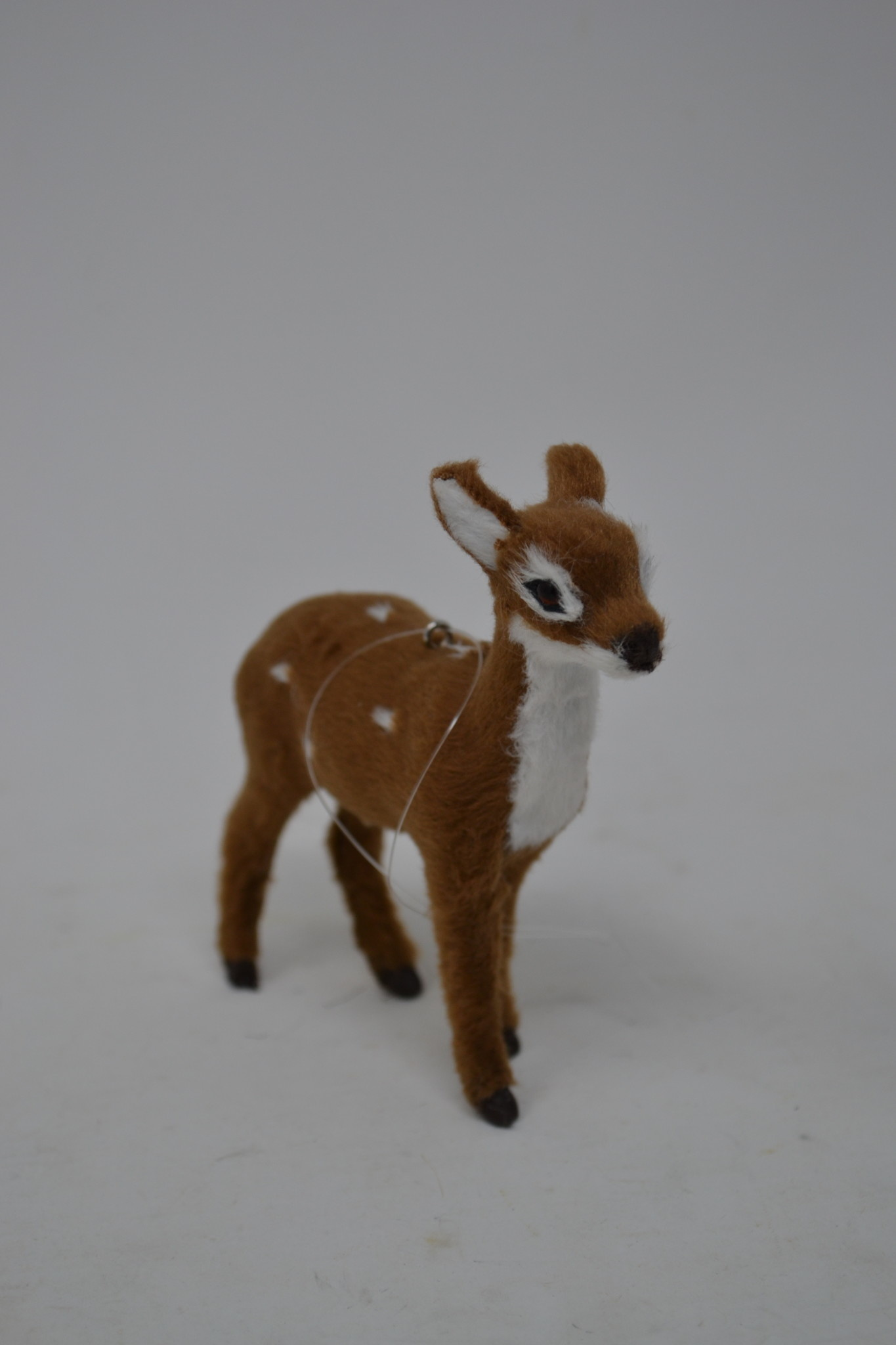 Furry Fawn Ornament