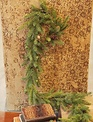 6-ft White Spruce Pine Garland