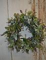Lavender Eucalyptus Custom Wreath