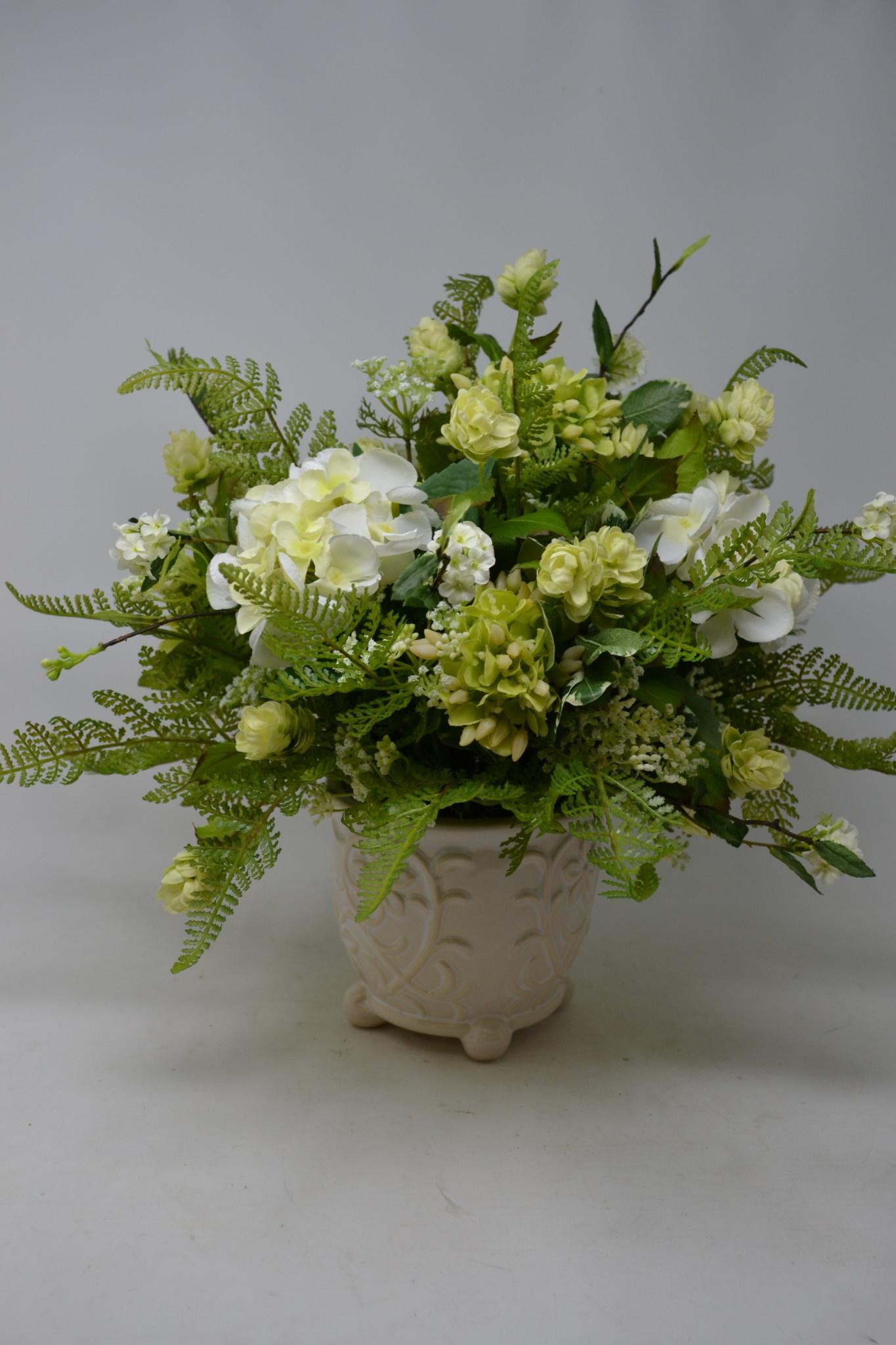 Elegant Hydrangea Custom Arrangement